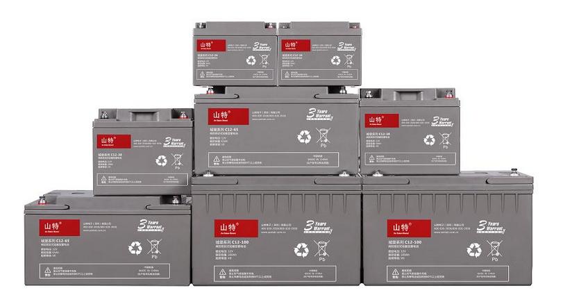 城堡 C12V系列电池